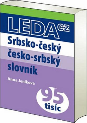 Srbsko-český, česko-srbský slovník - Anna Jeníková