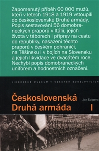 Československá Druhá armáda I. - Jan Solpera
