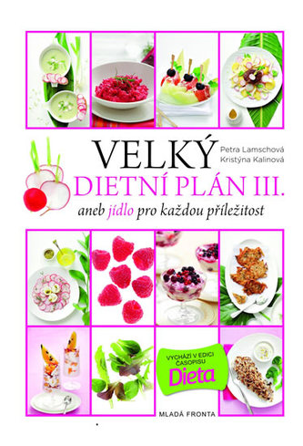 Velký dietní plán III. - Petra Lamschová