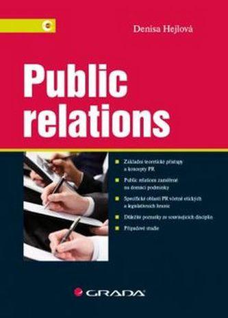 Public relations - Kasl Kollmannová Denisa