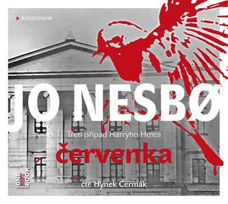 Červenka - 2 CD (čte Hynek Čermák) - Nesbo Jo