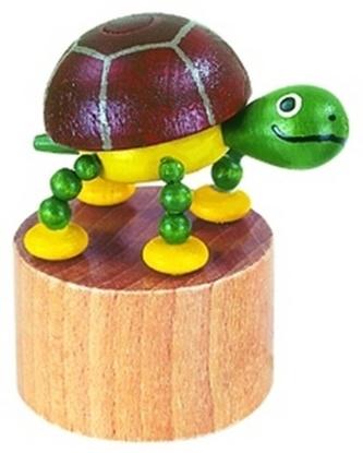 Mačkací figurka želvička