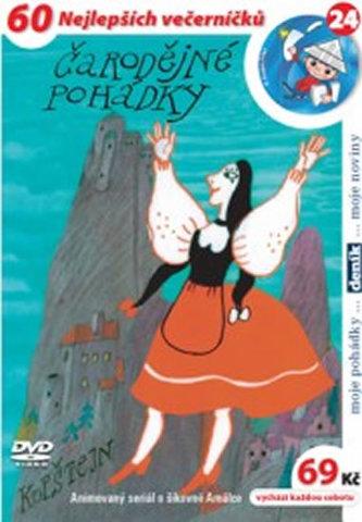 Čarodějné pohádky - DVD - neuveden