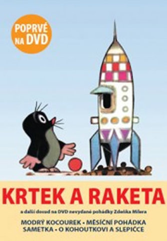 Krtek a raketa - DVD - neuveden