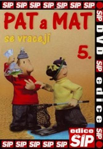 Pat a Mat 5. - DVD - neuveden