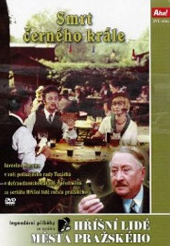 Smrt černého krále - DVD - Jiří Sequens