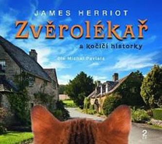 Zvěrolékař a kočičí historky - CD - James Herriot