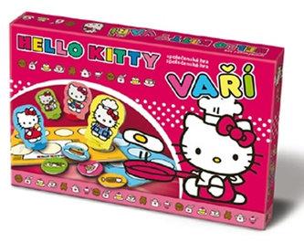 Hello Kitty vaří - Společenská hra - neuveden