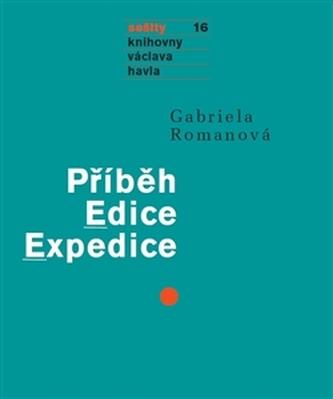 Příběh Edice Expedice - Gabriela Romanová