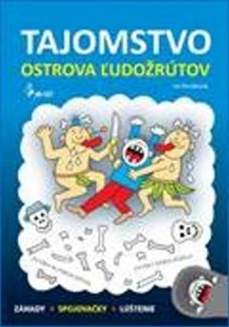 Tajomstvo ostrova ľudožrútov - Iva Nováková