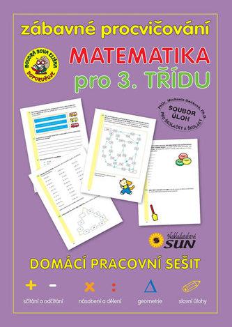 Matematika 3. třída PS - Zábavné procvičování - neuveden