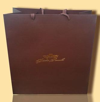 Hermes 2 - Papírová laminovaná taška - neuveden