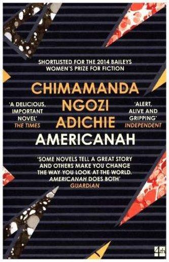 Amerikanah - Ngozi Adichie Chimamanda