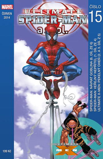 Ultimate Spider-man a spol. 15 - Bendis Brian Michael