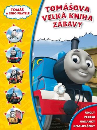 Tomáš - Velká kniha zábavy - Disney Walt