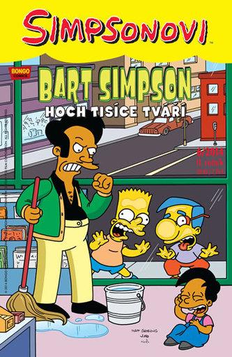 Simpsonovi - Bart Simpson 6/2014 - Hoch tisíce tváří - Groening Matt