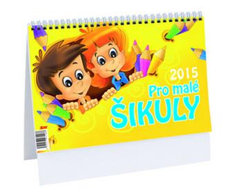 Pro malé šikuly - stolní kalendář 2015