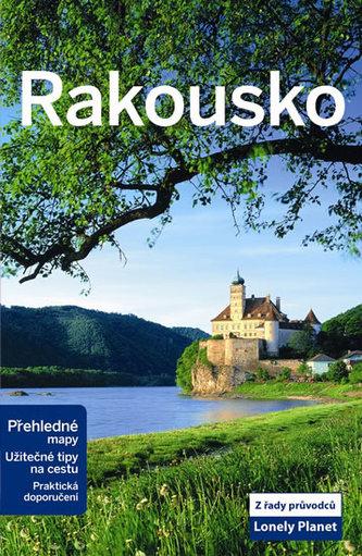 Rakousko 2 - Lonely Planet - neuveden