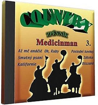 Country zpěvník 3 - 1 CD - neuveden