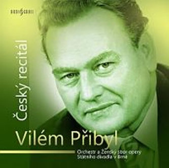 Český recitál - CD - Přibyl Vilém