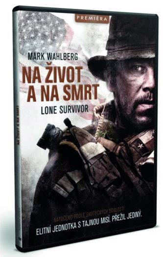 Na život a na smrt (Lone Survivor) - DVD - neuveden