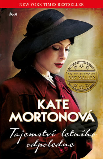 Tajemství letního odpoledne - Mortonová Kate
