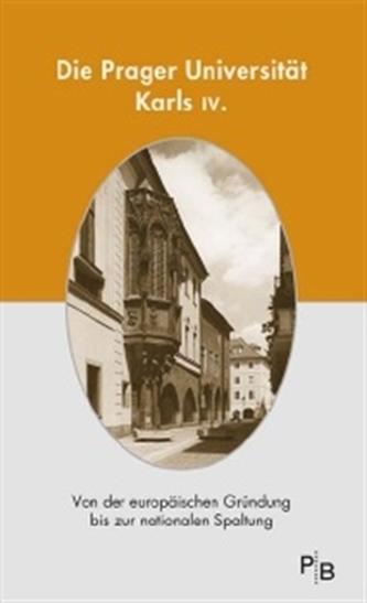 Die Prager Universität Karls IV. - kol.
