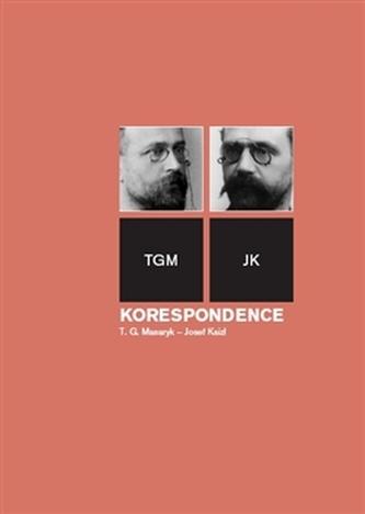 Korespondence T. G. Masaryk – Josef Kaizl - Marie Ryantová