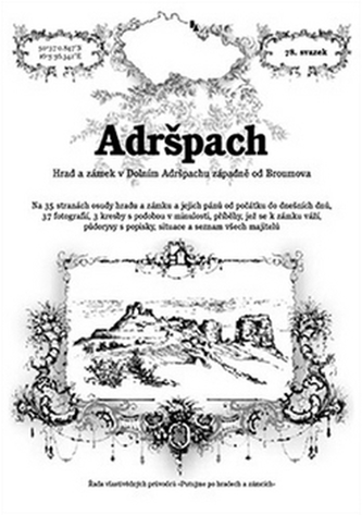Adršpach - Rostislav Vojkovský; Marek Dusil