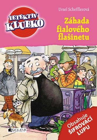 Detektiv Klubko - Záhada fialového flašinetu - Scheffler Ursel