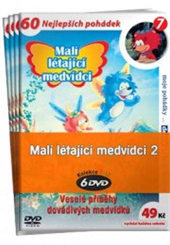 Malí létající medvídci 2. - 7 - 12 / kolekce 6 DVD - neuveden
