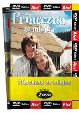Princezna ze mlejna 1+2 / kolekce 2 DVD - Troška Zdeněk