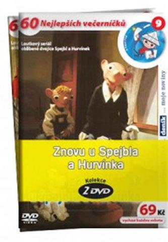 Znovu u Spejbla a Hurvínka - kolekce 2 DVD - neuveden