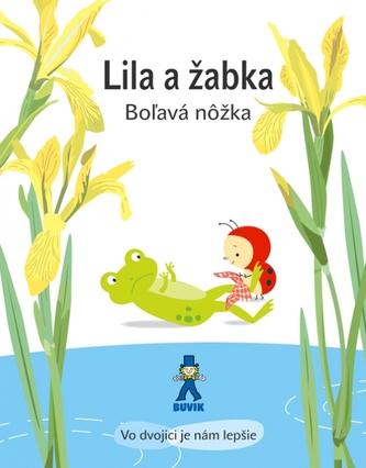 Lila a žabka - Isabelle Gibert