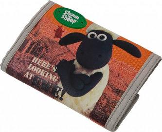 Ovečka Shaun - peněženka - neuveden