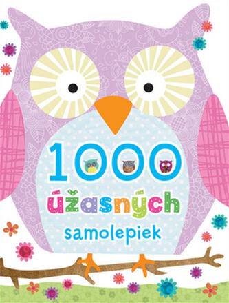 1000 úžasných samolepiek