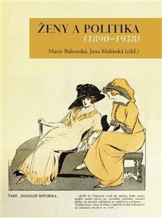 Ženy a politika - Jana Malínská