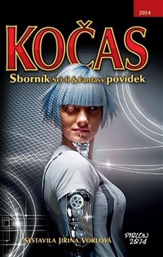 Kočas 2014 - Jiřina Vorlová
