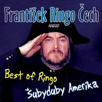 František Ringo Čech - Best Of Ringo - Šubyduby Amerika - CD - neuveden