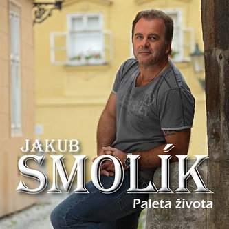 Jakub Smolík - Paleta života - CD - neuveden