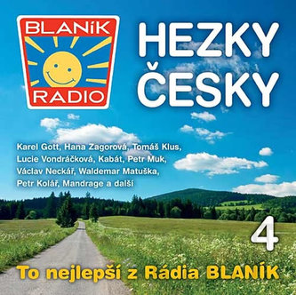 Rádio Blaník - Hezky česky - 4 CD - neuveden