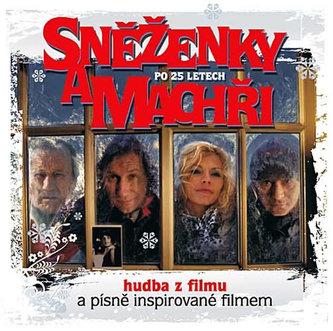 Sněženky a machři po 25 letech - CD (hudba z filmu) - neuveden