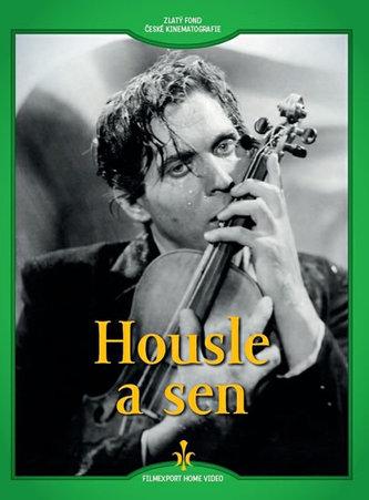 Housle a sen - DVD (digipack) - neuveden
