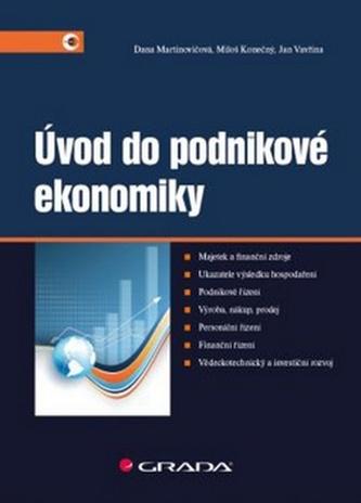 Úvod do podnikové ekonomiky - Martinovičová Dana