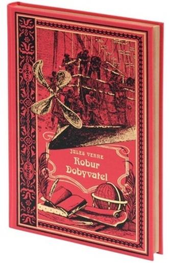 Robur Dobyvatel - Verne Jules
