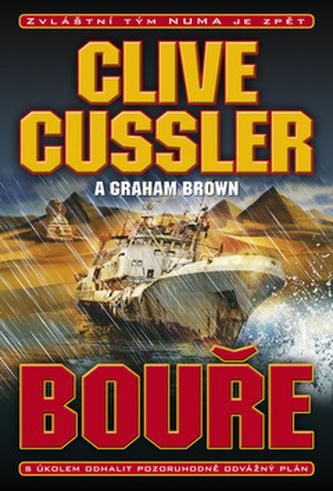 Bouře - Clive Cussler