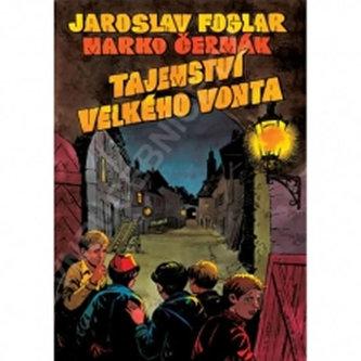 Tajemství velkého Vonta - brožovaná - Foglar Jaroslav