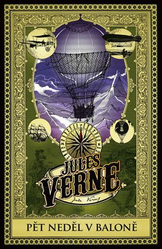 Pět neděl v balóně - Verne Jules