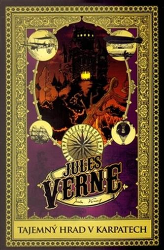 Tajemný hrad v Karpatech - Verne Jules