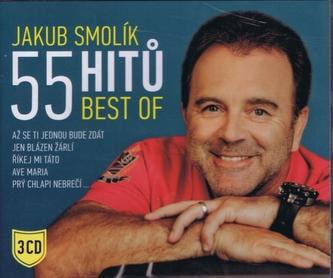 55 hitů BEST OF - 3 CD - Smolík Jakub